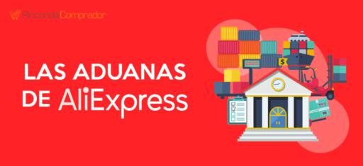 AliExpress Aduanas