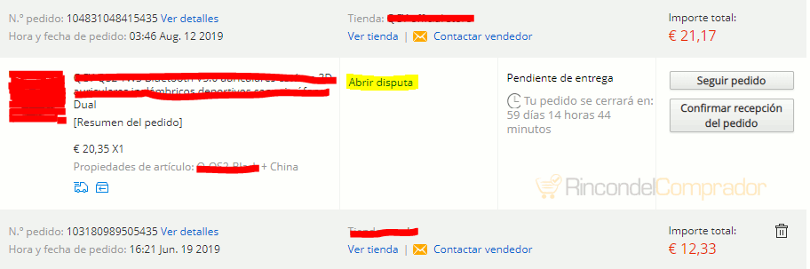 Como Abrir Disputa AliExpress