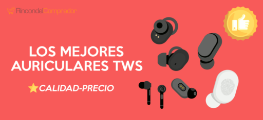 Mejores Auriculares TWS Baratos