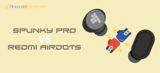 Spunky Pro vs Xiaomi Redmi Airdots