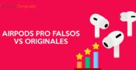 AirPods Pro Falsos vs AirPods 3 Originales