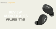 Awei T16 Opiniones