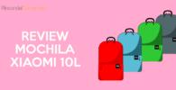 Mochila Xiaomi 10 l Opiniones