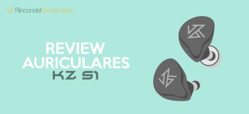 KZ S1 Opiniones