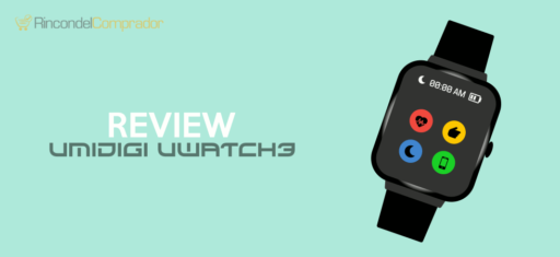 Umidigi Uwatch3 Opiniones