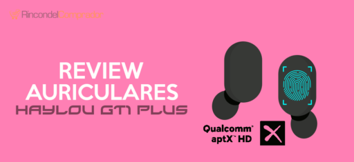 Haylou GT1 Plus Opiniones