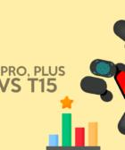 Haylou GT1 vs Pro vs Plus vs GT2 y T15