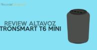 Review Tronsmart T6 mini Element