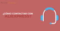 Como contactar soporte de AliExpress