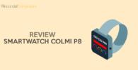 Review Colmi P8