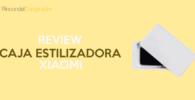 Caja esterilizadora Xiaomi