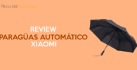 Review paraguas automatico Xiaomi