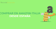 Como comprar en Amazon Italia desde Espana